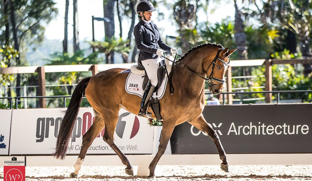 Amanda Shoobridge and'Escala RW'