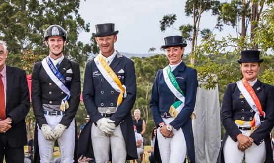 Prix St georges winners