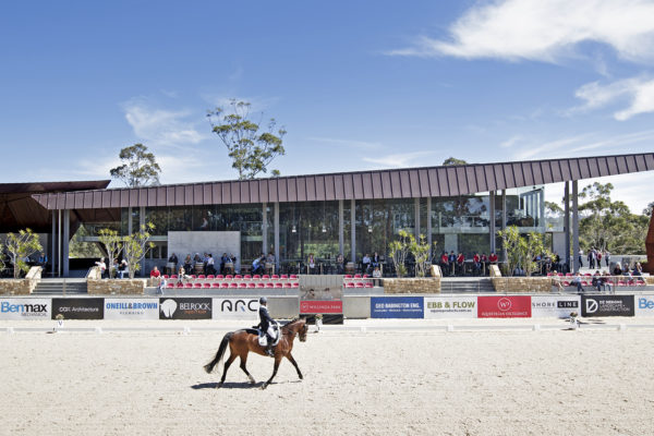 Dressage by the Sea CDI