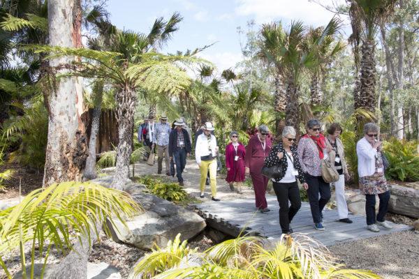 Garden Club Visit Nov 17