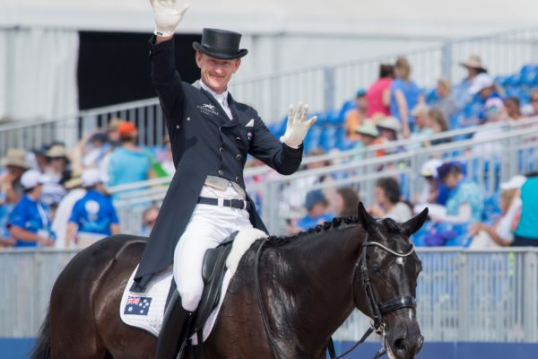 Dressage at FEI World Equestrian Games™
